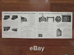 1920 New London Ohio WOODMEN OF THE WORLD C. E. Ward Supplies Catalog 94