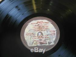1977 Queen News Of The World 1st Pressing 2/2 Matrix Near Mint