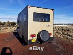 2011 Toyota Tacoma 4x4 Camper Motor home! New Build, Only 1 of 1 in the World