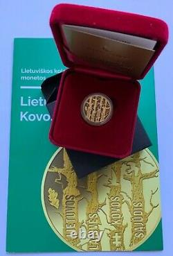 2019 Lithuania 50 coin Movement for the Struggle for Freedom of Lithuania
