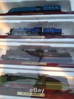 30 X Del Prado Trains Of The World Model Trains New In Packets