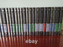 60 Vol Britannica Great Books Of The Western World 2nd Ed New 1994 1990 Free P&p