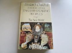 Acceptable A History of the English Speaking Peoples Volume II The New World