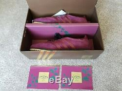 Adidas Originals Jeans Flavors Of The World trainers size 10.5 new boxed tagged