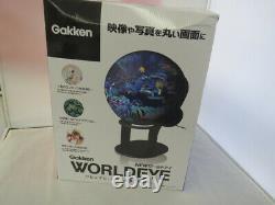 Akken New World Eye Infinite Amount of Information Beyond the Globe