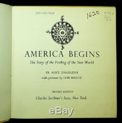 America begins The story of the finding of the New World (Rev Ed)