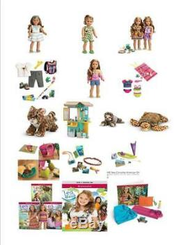 American Girl 2016 Girl of the Year Lea's World / Mega Set 18 Sets All New