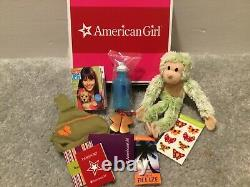American Girl Doll Jess Girl of the Year 2006 Whole World Collection New