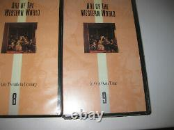 Art of the Western World (VHS set) Annenberg CPB Collection NEW 9 Volumes oop