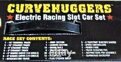 Auto World Aw New Ho The Dukes Of Hazzard Curvehuggers Slot Car Race Set Afx