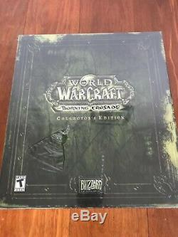 BRAND NEW AND SEALED World of Warcraft The Burning Crusade - CE