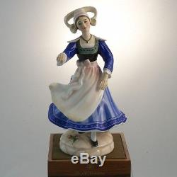 BRETON Royal Doulton Dancer of the World HN2383 NEW IN BOX England Peggy Davies