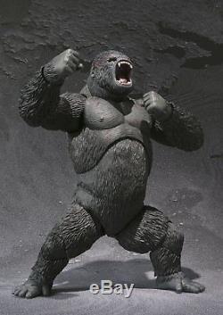 Bandai Kong The 8th Wonder of The World King Kong 2005 S. H. MonsterArts New