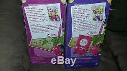 Barbie Mariachi Mexico 2014 and Mexico 2012 Passport Dolls of the World New NRFB