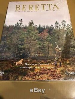 Beretta 500 Years of the World's Finest Sporting Life Hardback Book New