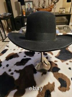 Biltmore Western Hat 7 X Beaver quality, size 7 3/8. Tom Hanks/News of the World