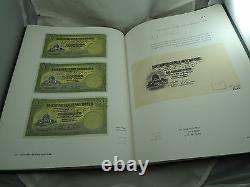 Book Currency Notes of the Palestine Currency Board/ Raphael Dabbah 372p Hebrew