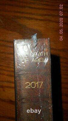 Brand New 2017 Scottsdale Mint The Death of Abel 2 Troy oz Niue Silver Coin COA