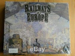Brand new'The Railways of the World The Railroad Magnate