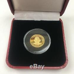 Brian May (Queen) News Of The World Gold (2017) Sixpence Pick Coin + Box -Rare