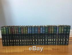 Britanica Great Books Of The Western World 54 Volumes Complete Set 1987 Like New