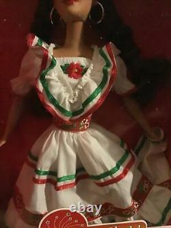 Cinco de Mayo Barbie Doll (Festivals Of The World) (New)
