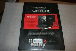 Compendium The World of The Witcher Limited Edition ENGLISH EDITION NEW