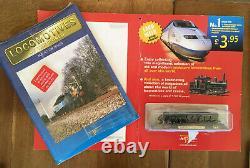 Del Prado Locomotives Of The World New Sealed Original Packaging 1-20 Complete