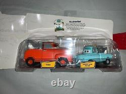 Disney Pixar The World of Cars Story Tellers Bubba & Brand New Mater