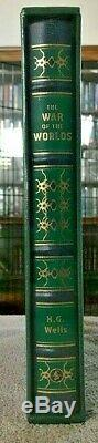 Easton Press Deluxe Edition The War of the Worlds H. G. Wells Sealed New