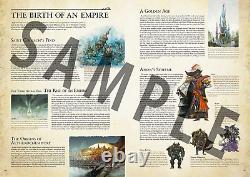 Encyclopaedia Eorzea The World Of FINAL FANTASY XIV Vol 1 2 Book English Ver New