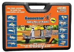 Extra Pair of Hands by Renovator The Worlds Most Versatile Portable Patented New