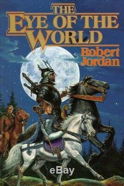 Eye of the World, Hardcover by Jordan, Robert, Like New Used, Free P&P in the UK
