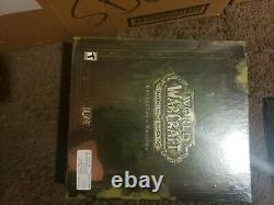 FACTORY SEALED! World of Warcraft The Burning Crusade Collector's Edition NEW