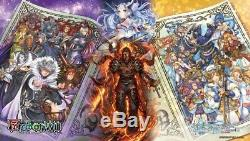 FoW Echoes of the New World ENW Complete FULL ART FOIL set with J/Rulers