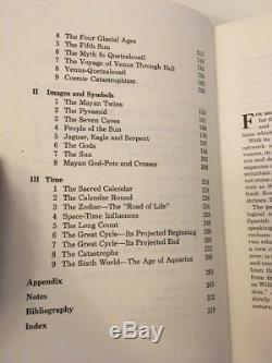 Frank Waters Mexico Mystique The Coming Sixth World Of Consciousness New Age DJ