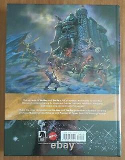 He-Man and the Masters of the Universe Guide World Compendium NEW AND SEALED