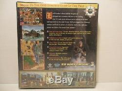 Heroes of Might and Magic II The Succession Wars New World 1996 PC Game