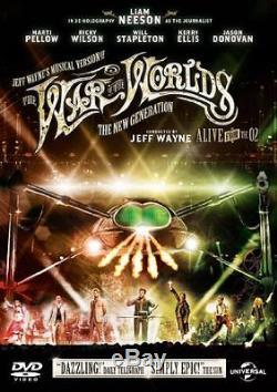 Jeff Wayne's Musical Version of The War of the Worlds The New Ge. DVD XQVG