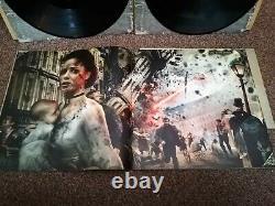 Jeff Waynes Musical Version War Of The Worlds New Generation. 2 VINYL. RARE