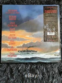 Jeff Waynes War of the worlds 7 Disc Deluxe Collector's Edition NEW