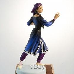 KURDISH Royal Doulton Dancer of the World HN2867 NEW IN BOX England Peggy Davies