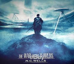 Karl Fitzgerald H. G. Wells The War Of The Worlds Screen Print Poster #d /105 NEW