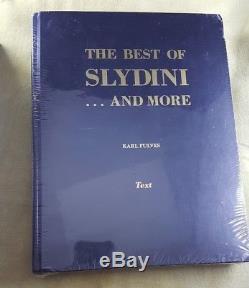 Karl Fulves The Magical World of Slydini & Best of Slydini (4) Books Set NEW
