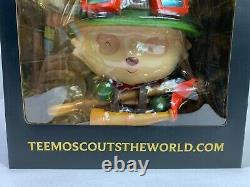 League Of Legends TEEMO Scouts the World Limited Edition Figure NEW NIB Riot LoL