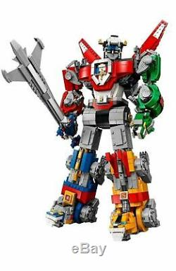 Lego Ideas 21311 Voltron Defender of the Universe New, EBAY GLOBAL Shipping