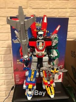 Lego Ideas Voltron (21311) Brand NEW SEALED Defender Of The Universe Global