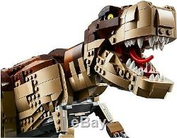 Lego Jurassic World 75936 Jurassic Park the Fury of T. Rex New Exclusive