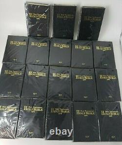 (Lot of 72) The Holy Bible King James Version KJV Pocket Size New Testament