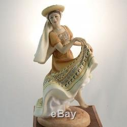 MEXICAN Royal Doulton Dancer of the World HN2866 NEW IN BOX England Peggy Davies